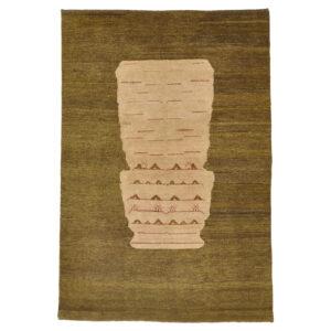 Indo Gabbeh matta storlek 200x140 cm