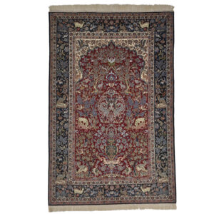 Esfahan matta storlek 242x159 cm