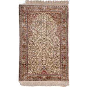 Kayseri silke (Semi Antik) matta storlek 160x102 cm