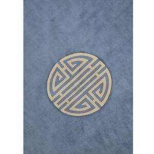 Kina 242x242 cm-48877