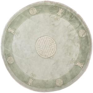 Kina matta storlek 244x244 cm