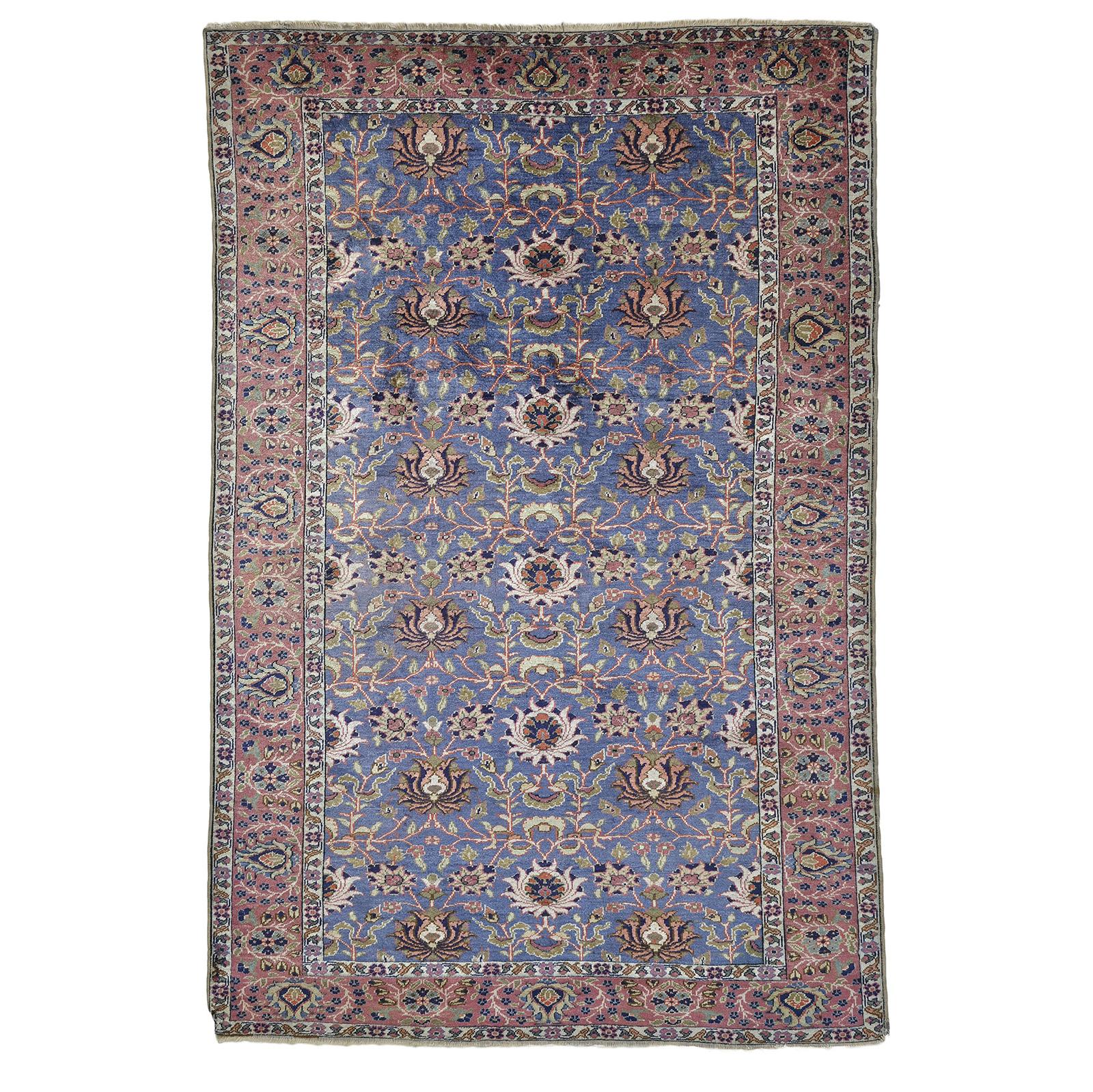 Kayseri silke (Semi Antik) matta storlek 173x118 cm
