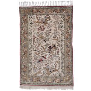 Ghom Silke matta storlek 160x103 cm