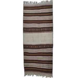 Kelim (old) matta storlek 380x155 cm