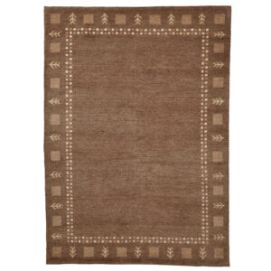 Indo Gabbeh matta storlek 233x166 cm