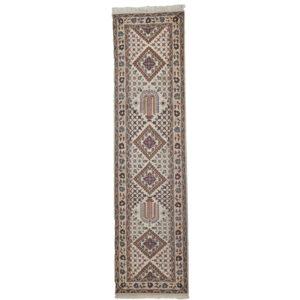 Indo Täbriz matta storlek 303x80 cm