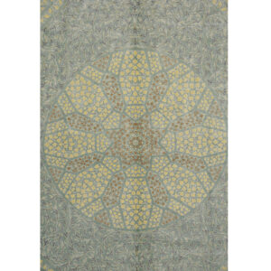 Ghom silke 255x200 cm-50275
