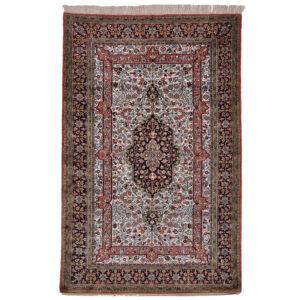 Ghom silke old matta storlek 204x135 cm
