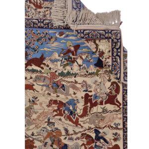 Esfahan (Mohamadi) 240x150 cm-49931