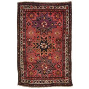 Dagestan old matta storlek 165x110 cm
