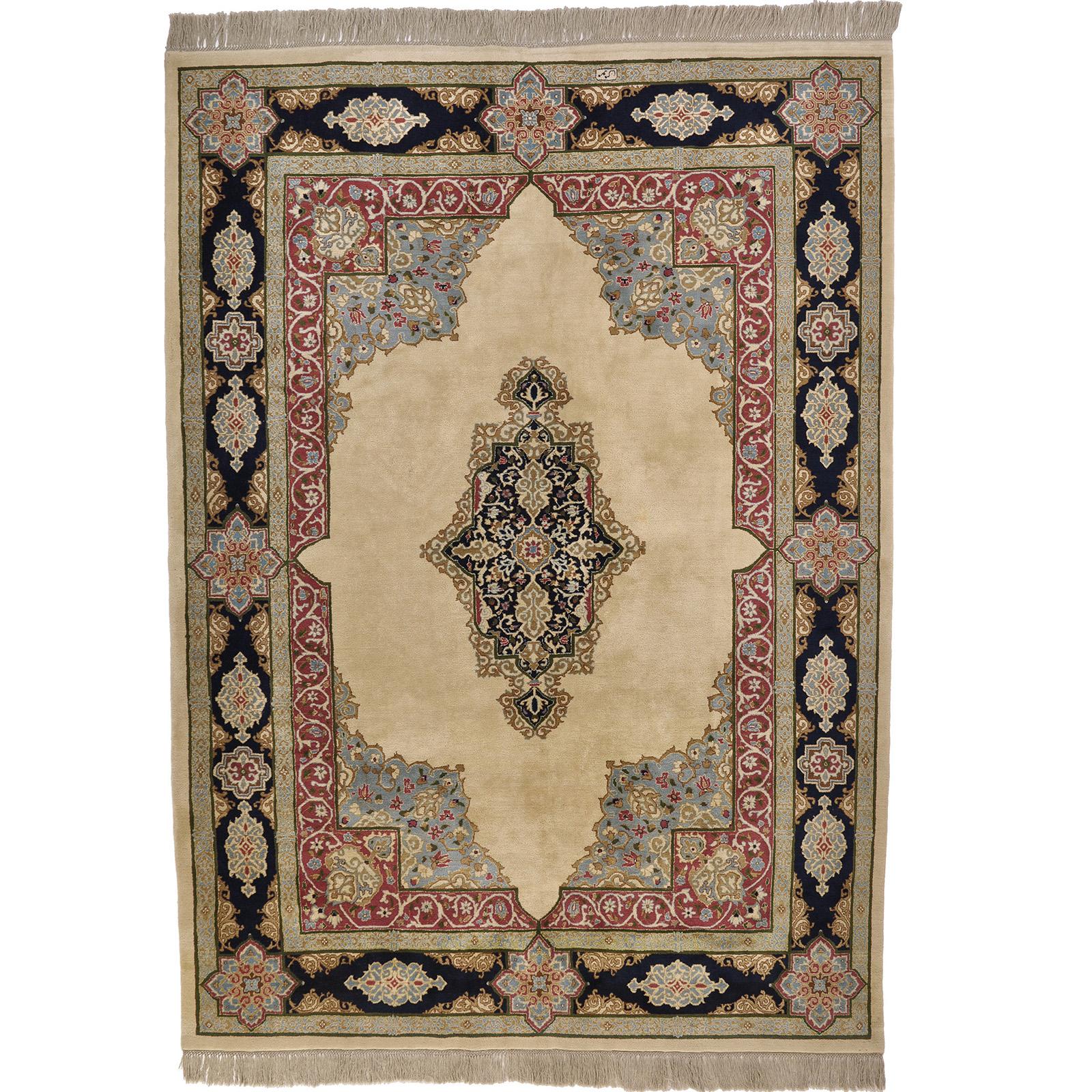 Indo Kerman matta storlek 342x254 cm
