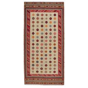 Kelim (old) matta storlek 310x150 cm