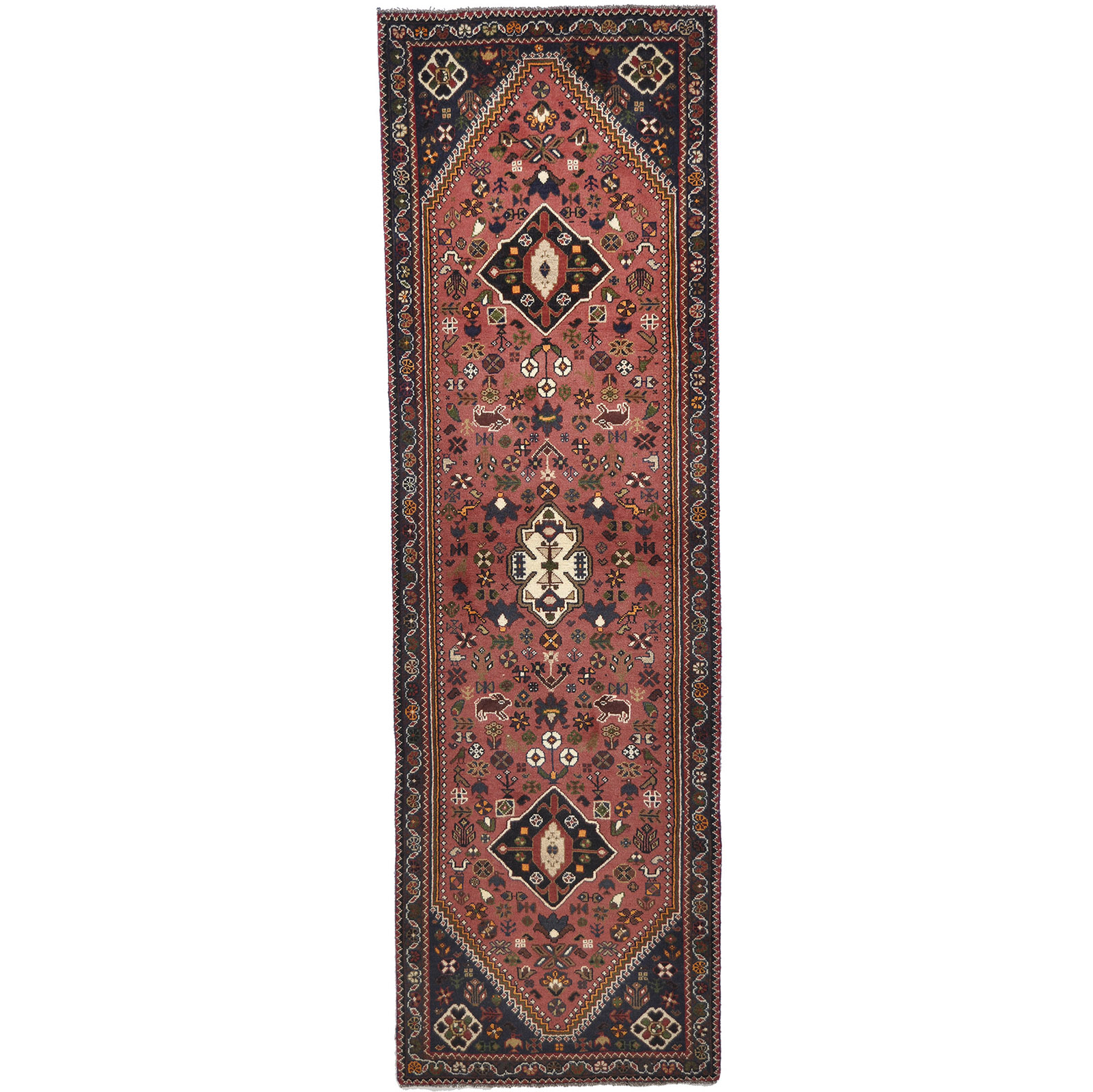 Ghasqai matta storlek 290x89 cm