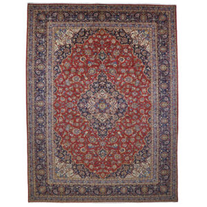 Kashan matta storlek 396x288 cm
