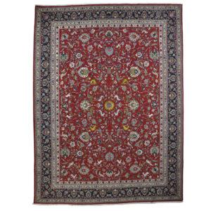 Varamin matta storlek 432x312 cm