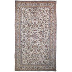 Kashan matta storlek 579x330 cm