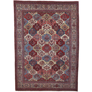 Saruk old matta storlek 345x245 cm