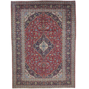 Kashan matta storlek 345x250 cm