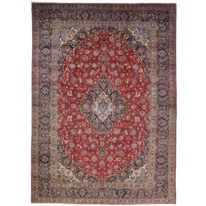 Kashan matta storlek 450x310 cm