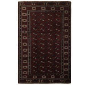 Turkmen matta storlek 382x252 cm