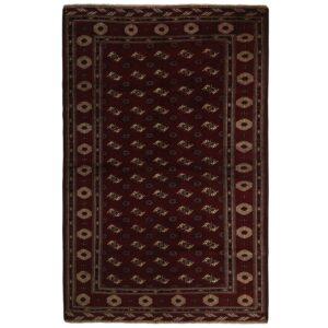 Turkmen matta storlek 385x257 cm