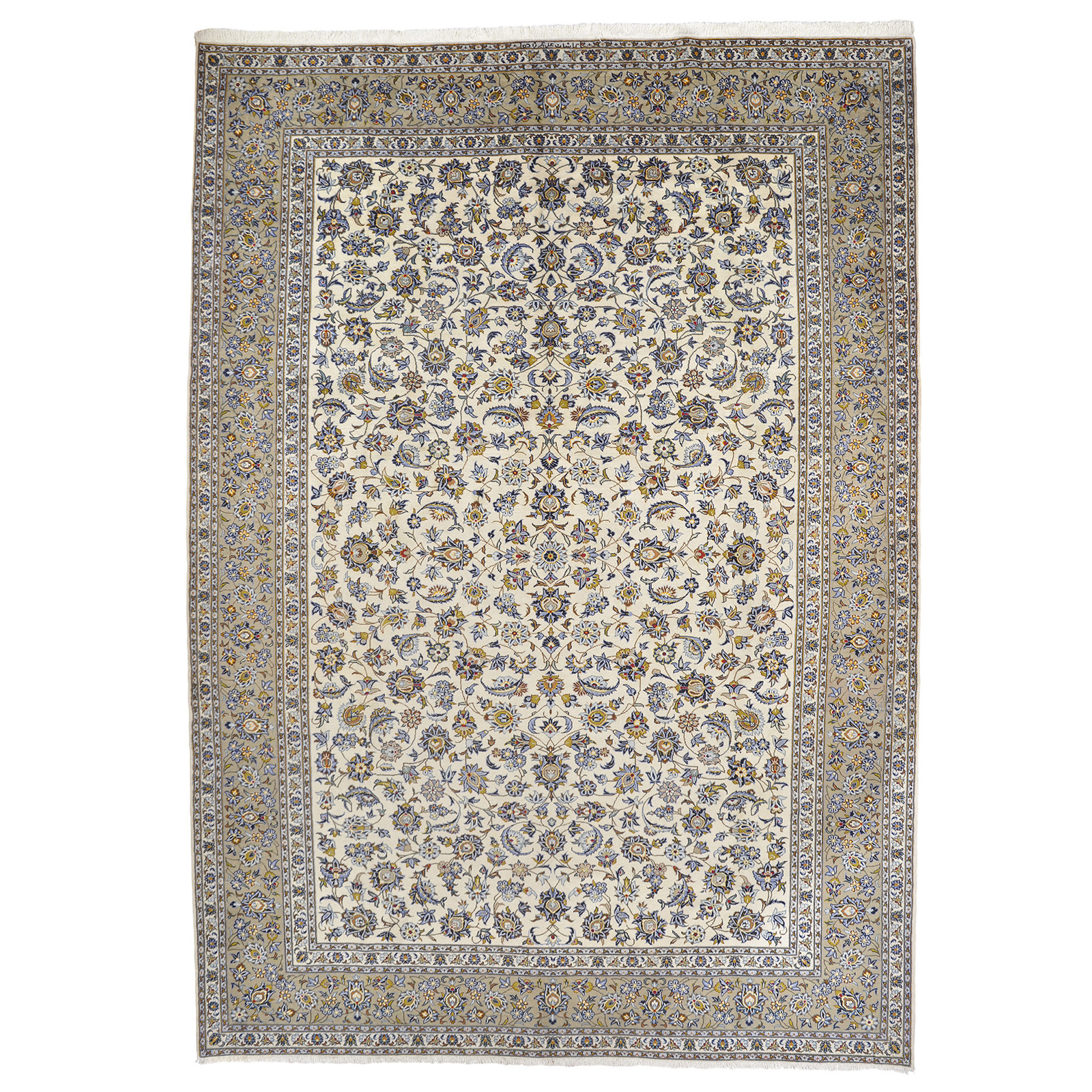 Kashan matta storlek 432x308 cm